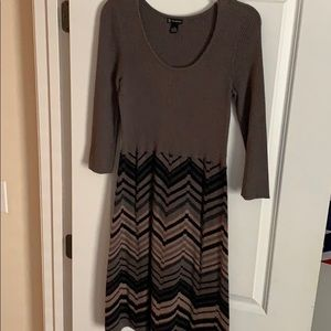 New Directions Sweater Dress size Small